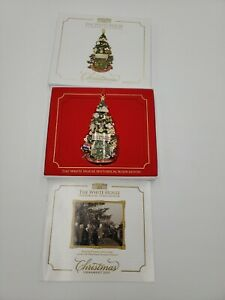 2015 White House Historical Association Christmas Ornament Calvin Coolidge
