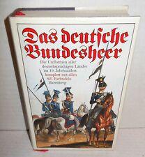 Das Deutsche Bundesheer op 1990 421-Color illus 1835-1843 by Eckert Complete