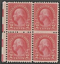 USA - WASHINGTON - LOVELY BLOCK  4 STAMPS - MINT / HINGE MARK - LOW START PRICE