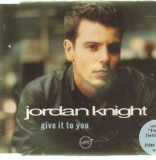 Jordan Knight(CD Single)Give It To You CD1-New