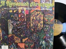 A Nonesuch Christmas LP 1976 Nonesuch – H-71232 EX/NM Various Artists