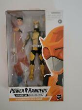 Hasbro Power Rangers Lightning Collection Beast Morphers Gold Ranger 6in Action?