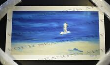 Passing. Seagull. Limited Print #1 of 95, Signed by the Artist, Rosemary Begley