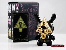 "The Magician Arcane Divination Dunny Series 3"" Vinyl FIgure - Kidrobot Brand New"
