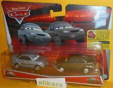 HEATHER DRIFENG & MICHELLE MOTORETTA 2-Pack - Disney Cars 1:55 Die-cast Vehicles