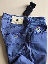 New $445 Armani Jeans Men's  Jeans Pants Blue 31 US ( 47 Eur )