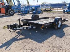 New Listing2013 Felling Ft-6 T-1 12' Trailer Tilt Drop Deck Flatbed Equipment S/A bidadoo