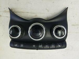 GENUINE BMW MINI F55 F56, A/C HEATER CONTROLS / HEATED SEATS PANEL  9354510