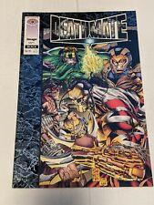 Deathmate Black September 1993 Valiant Comics
