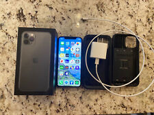 Apple iPhone 11 Pro - 256GB - Green (Factory Unlocked) (CDMA + GSM)