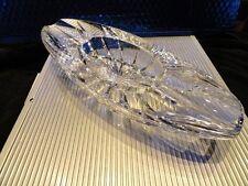 diamond crown Windsor crystal collection ashtray