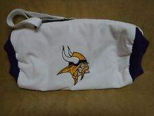 MINNESOTA VIKINGS GAME ISSUED TEAM ISSUED WINTER WAISTBAND HAND WARMER POUCH