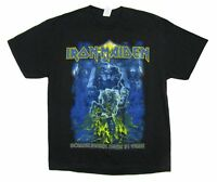 Iron Maiden Rising In Time T Shirt New Official
