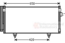 Kondensator, Klimaanlage für Klimaanlage VAN WEZEL 51005077