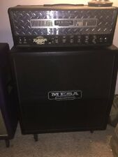 Mesa Boogie Dual Rectifier 100 watt Guitar Amp With 4x12 Cab Excellent