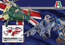 Italeri [Ita] 1:72 Wessex Uh.1/Sea Harrier Frs.1 Falklands Model Kit 1329