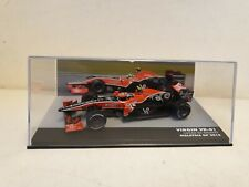 ixo / altaya / F1 - 2010 VIRGIN VR-01 - LUCAS DI GRASSI - 1/43 SCALE MODEL CAR