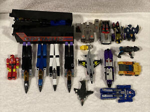 Transformers Go-Bots Action Masters Junker & KO Lot G1 G2 Optimus Prime Ramjet
