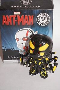 MARVEL EXCLUSIVE COLLECTOR CORP ANT-MAN FUNKO MYSTERY MINIS YELLOW JACKET FIGURE