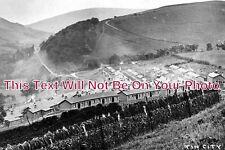 DR 770 - Tin City, Birchinlee, Derbyshire - 6x4 Photo