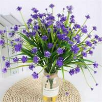 Artificial Flower Garden Outdoor Flower Fake Plant Grass Gypsophila Home Decor**