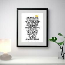 Taken Strava KOM Poster, Funny Quote, Cycling Bike, Wall Art, Poster