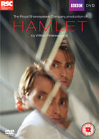 Hamlet DVD (2010) David Tennant, Doran (DIR) cert 12 ***NEW*** Amazing Value