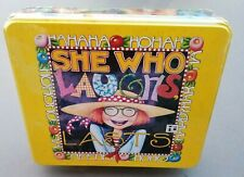 Mary Englebreit She Who Laughs Tin & Stationery