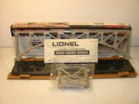 LIONEL 6-12770 Arch-under Bridge O and 027 Gauge OB Complete 1990