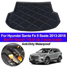 todos los años Hyundai Santa Fe premium Coche Arrancar Liner Estera Resistente Impermeable
