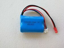 Au Store 1100mAh 2S 7.4V Li-ion Battery For RC Helicopter Car Boat Tank