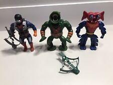 masters of the universe vintage Lot He-man MOTU The Evil Horde
