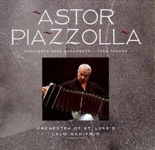 Astor Piazzolla: Concierto para Bandoneon / Tres Tangos