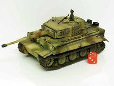 28mm Bolt Action Chain Of Command German Tiger Tank Painted & Weathered R3