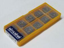 10 pcs MITSUBISHI SEMT13T3AGSN-JM / SEMT 13T3 AGSN Grade VP15TF Carbide inserts