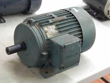 #43 Bauknecht Motor 3 100L 3270101 R 2214-75 460V  1740-RPM 0.83KW 5.0 2.65 