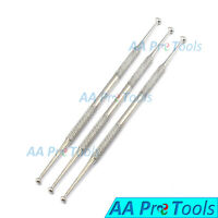 3 Pieces BURNISHER AMALGAM DOUBLE # 28/29 Dental Instruments