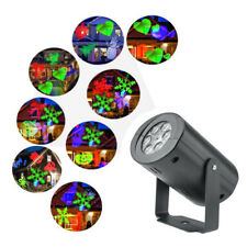 Laser Fairy Light Projection Christmas Outdoor Projector LED Lamp Landscape