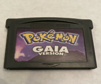 Pokemon Gaia Version For Gameboy Advanced