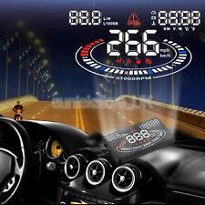 "5.5"" car hud head up display obd ii obd2 pistolen warnung plug & play e300"