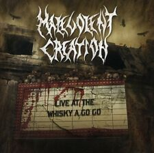 Malevolent Creation - Live at the Whiskey a Go Go [New CD]
