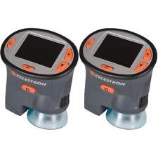 Celestron 44310CEL Portable LCD Digital Microscope w/ 4x Digital Zoom