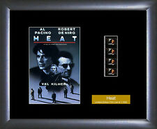 Heat - Film Cell Numbered Limited Edition - De Niro & Pacino memorabilia