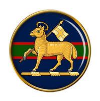 Queen's Royal Régiment ( Ouest Surrey), Armée Britannique Broche Badge