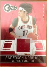 Single-Insert Cleveland Cavaliers Basketball Trading Cards