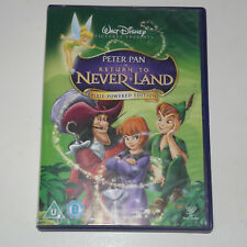 DVD Disney's Peter Pan - Return To Never Land (Pixie Powered Edition) [DVD]