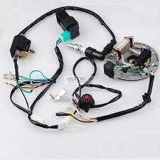 50-125cc Kick Start Wire Harness CDI Coil Magneto Fits 4 Stroke Dirt Bike Loncin
