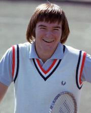 1974 Tennis Pro JIMMY CONNORS Glossy 8x10 Photo Print Wimbledon Poster