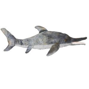 National History Museum Ichthyosaurus marine reptile soft toy 46cm BNWT