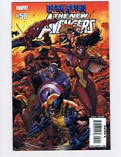 The New Avengers, Marvel, vol. 1, #50, May 2009 - NM (Unread copy)